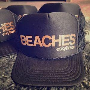 """Esky Flavor """"Beaches"""" Bachelorette Hats"""